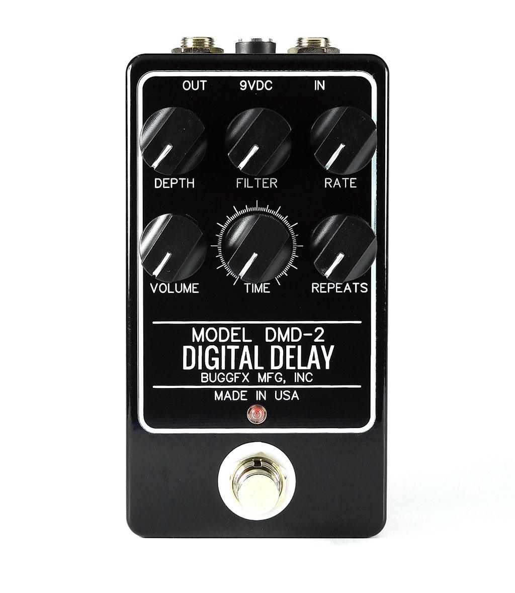 DMD-2 Digital Modulated Delay