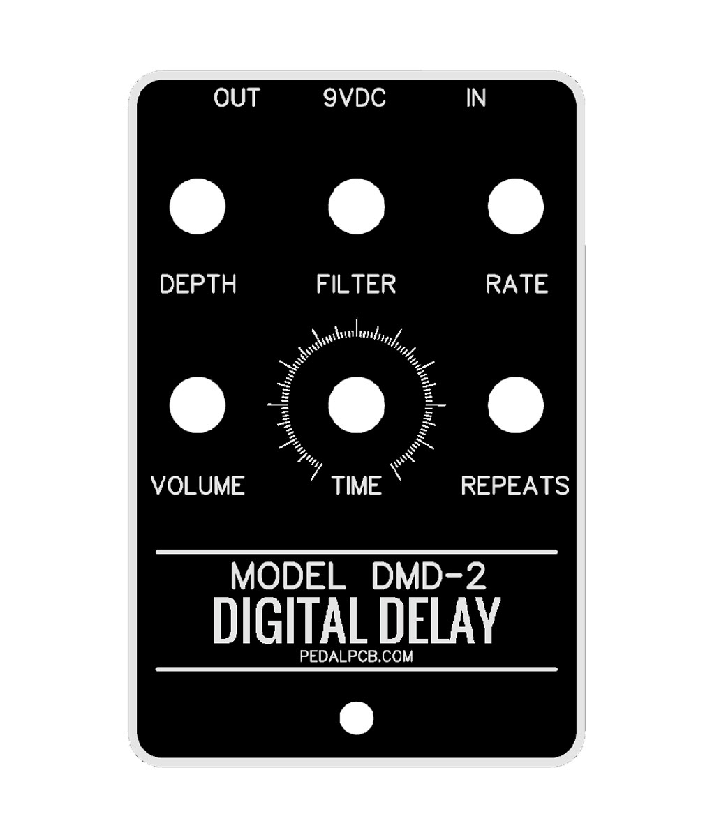 DMD-2 Faceplate